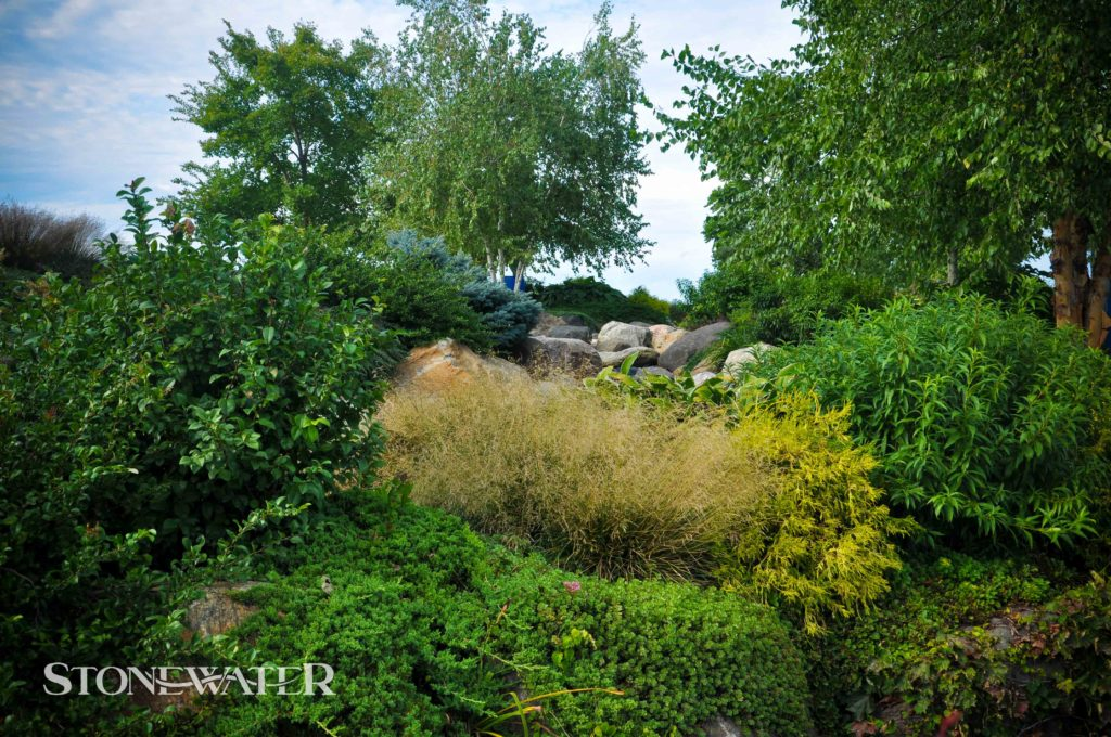Stonewater Landscape Features 2020-22