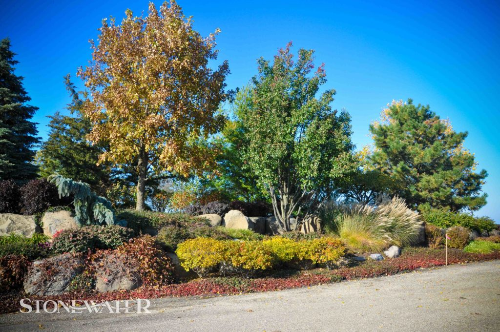 Stonewater Landscape Features 2020-26
