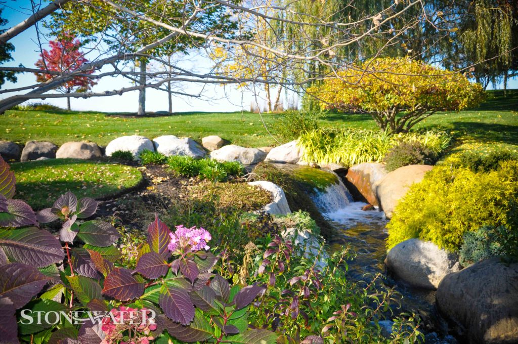 Stonewater Landscape Features 2020-29