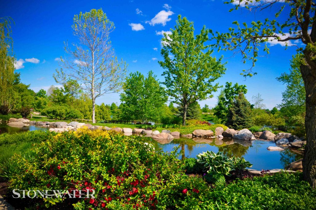 Stonewater Landscape Features 2020-5