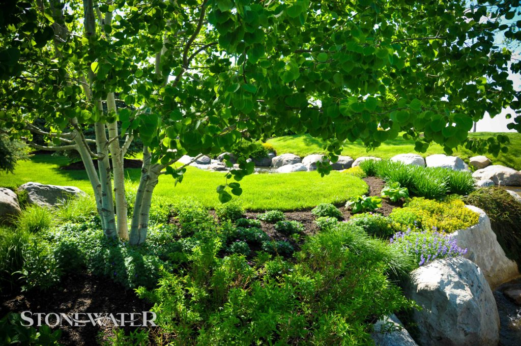 Stonewater Landscape Features 2020-9
